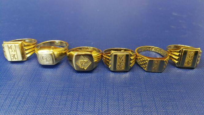 Gundel gyűrű