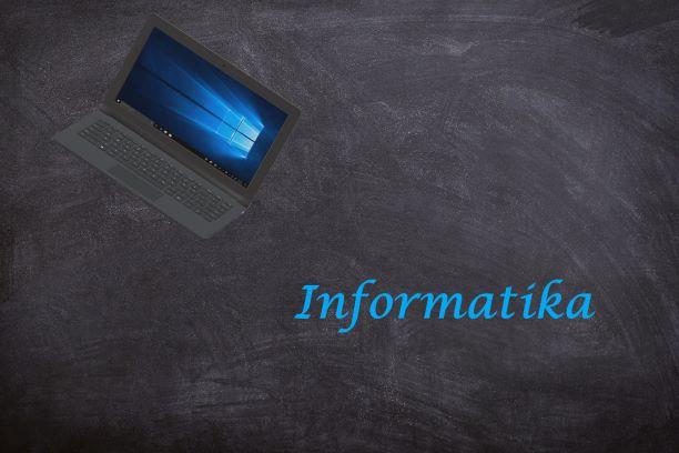 Informatika - 2021