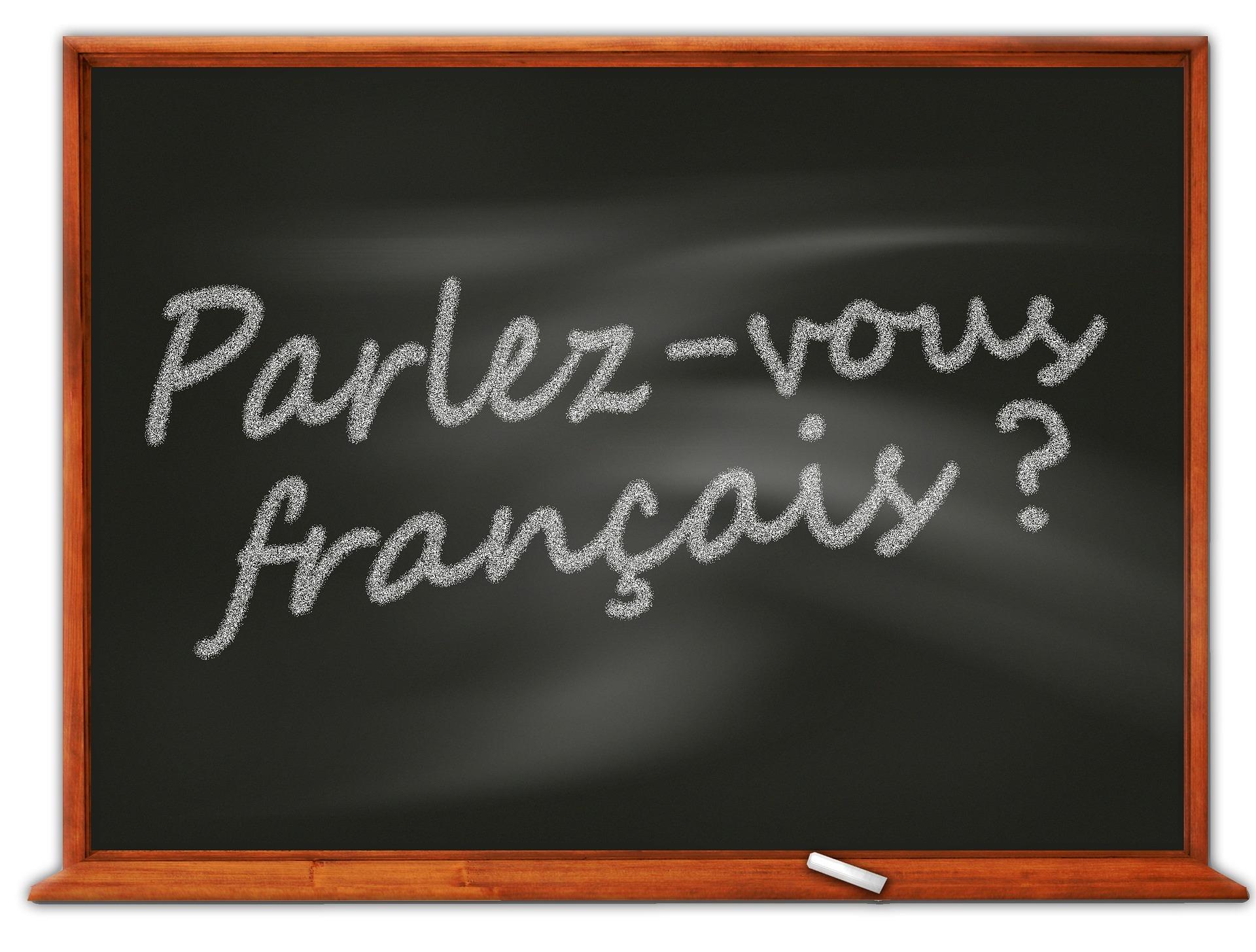 Francia nyelv - 2021