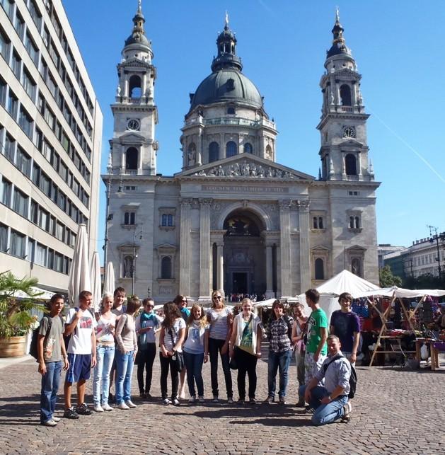 Austauschprogramm Holzminden-Budapest