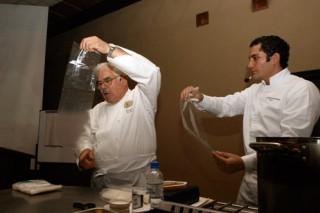 Georges Pralus a Gastro Trade Expón
